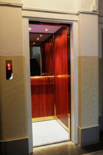 interier kabiny
