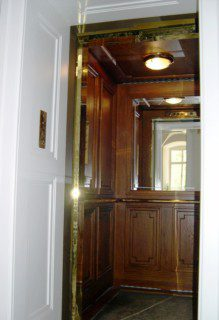 moderniace ve stylu antik provedení kabiny