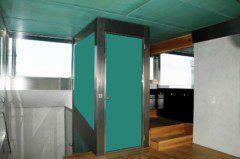 domovní výtah a šachta domovního výtahu praha břevnov