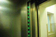 bezpečnostní optická závora dveří