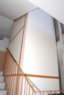 ocelové konstrukce výtahové šachty