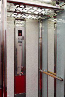 standardní provedení kabiny