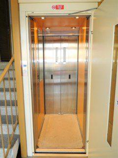 Chlumec nad Cidlinou – modernizace výtahu a šachty v panelovém domě