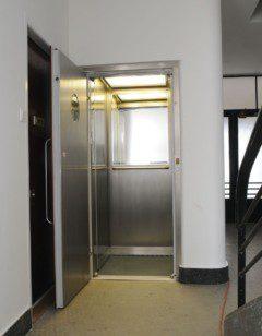 nerez kabina osobního výtahu