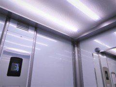 strop kabiny