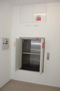 malý jídelní výtah 100 KG