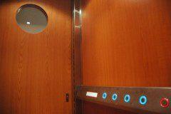 kabina domovního výtahu praha