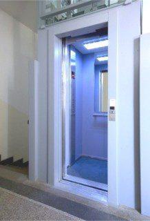 osobní domovní výtah