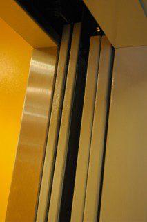 achetní a kabinové dveře SLIM