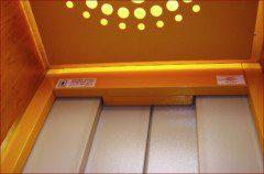 kabinové dveře centrální