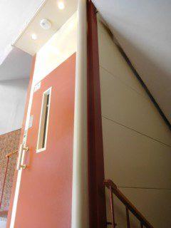 modernizace ve schodišti