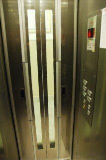 kabinové dveře BUS